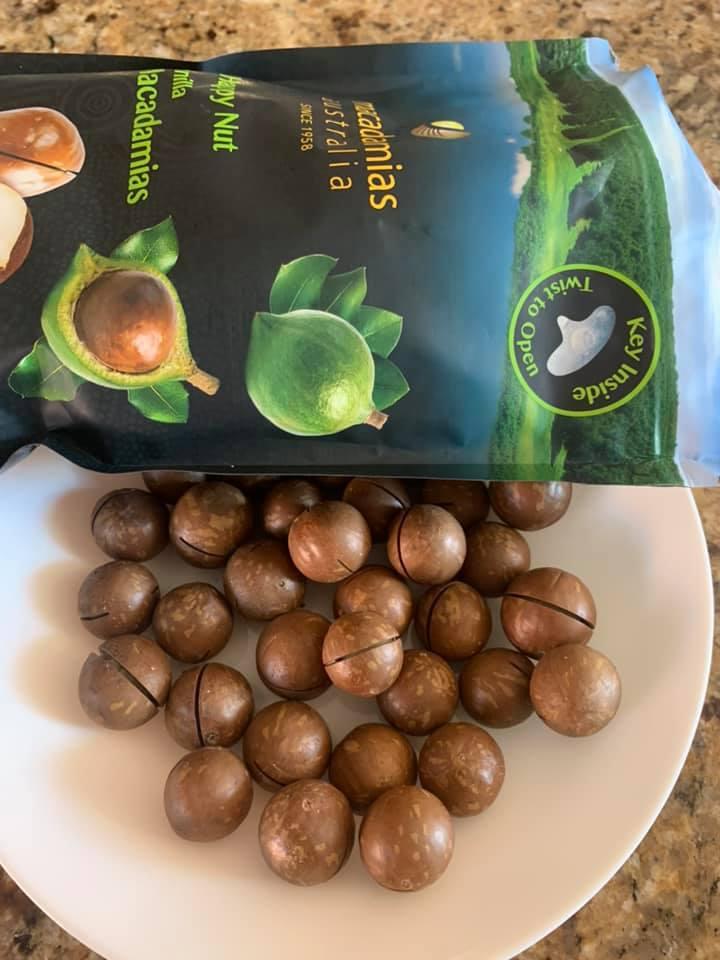 Macca Nut 1 Box 20 pack